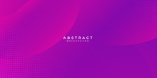 Red Pink Purple Abstract Liqui...