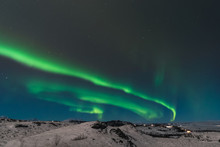 A Beautiful Northern Lights Al...
