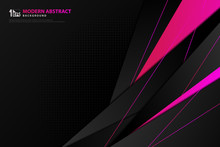 Abstract Technology Gradient B...