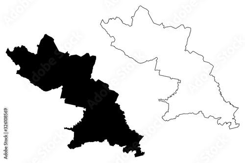 Photo Valka Municipality (Republic of Latvia, Administrative divisions of Latvia, Muni