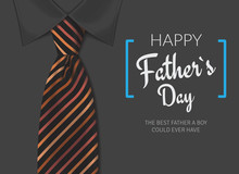 Happy Father`s Day Greeting Ca...