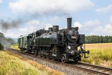 Czech Operating Steam Locomot...