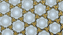 Luxury Kaleidoscope Background...