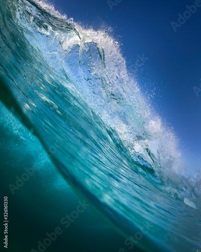 Glassy waves, Byron Bay Australia Poster Mural XXL