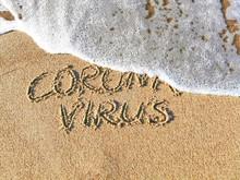 "Coronavirus Concept. ""Stop Cor..."