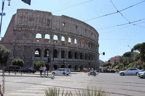 Photo Colloseum in Rome