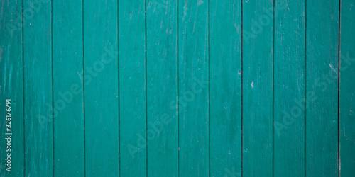 green wooden slats background vertical planks wood