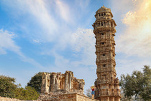 Chittorgarh Fort Ancient Archi...