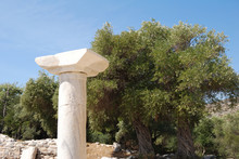 Greece, Tassos Island - Sea, M...