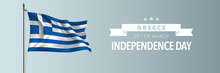 Greece Happy Independence Day ...