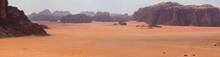 Vista Panoramica Del Desierto ...