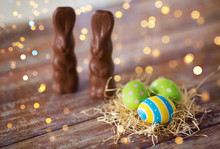 Easter, Holidays And Object Co...