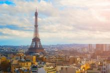 The Eiffel Tower Surrounding B...