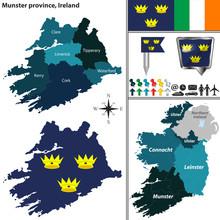Munster Province, Ireland