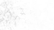 Plexus Abstract Network Backgr...