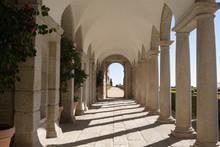 El Escorial Monastery In Madri...