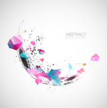 Abstract Background  Made With...