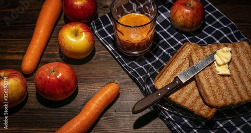 Breakfast Fototapet