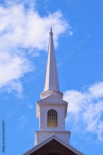 Fényképezés Church Steeple