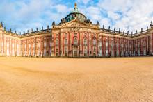New Palace In Sanssouci Park, ...