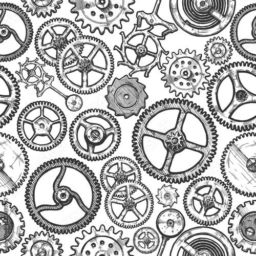 Tapety Industrialne  wzor-z-roznymi-biegami