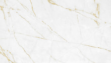 White And Gold Marble Grunge T...