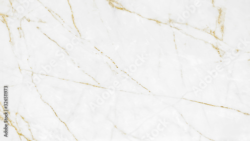 Obrazy białe  white-and-gold-marble-grunge-texture-crack-pattern-background