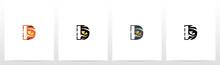 Tiger Eye Inside Letter Logo D...