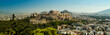 acropolis parthenon caryatids landscape athesn greece morning