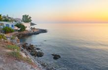Beautiful Summer Sunrise On Is...