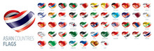 National Flags Of Asian Countr...