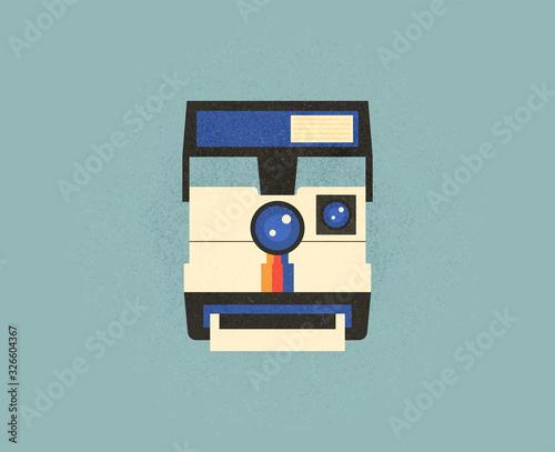 90s decade icon vector illustration design Fototapet