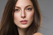 Beautiful Female Face Healthy ...