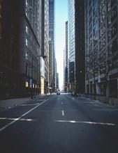 Huge Skyscrapers In Chicago