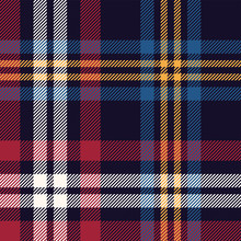 Tartan Plaid Pattern Vector. S...