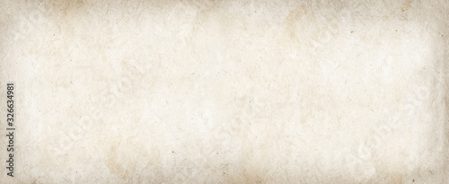 Old paper texture background banner Canvas Print