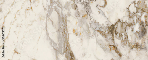 Photo beige Cracked Marble rock stone texture background