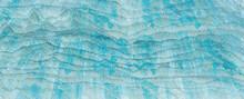 Aqua Ocean Blue Water Terracotta Concrete Cement Loft Texture Wallpaper Background Vector