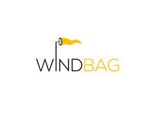 Windbag Aerodome Wordmark Logo