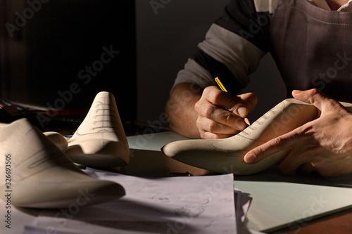 Shoes designing Fototapete