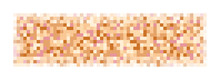 Censor Pixeled Bar. Nudity Skin Or Sensitive Text Adult Content Cover. Abstract Censorship Blurred Mosaic Beige Pattern.
