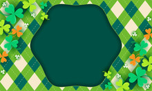 St. Patrick's Day Background V...