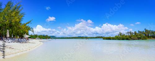Photo Beach of Mauritius - Ile aux Cerfs