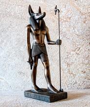 Anubis  Egyptian God  Dog Shap...