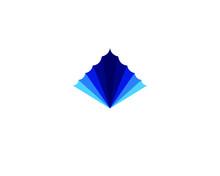 Pyramid Vector  Logo Template