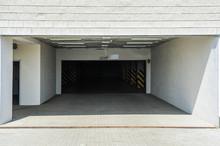 Underground Garage Entry In Mo...