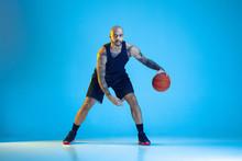 Young Basketball Player Of Tea...