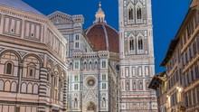 The Front Of The Basilica Di S...