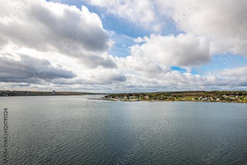 Canvas Print Cape Breton Island