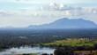 natural landscape Sigiriya Sri Lanka timelapse